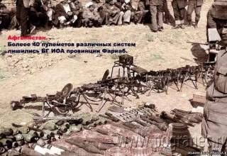Итоги операции «Дарбанд». http://maimana-1.ucoz.ru/publ/1987_god_chast_6/7-1-0-66