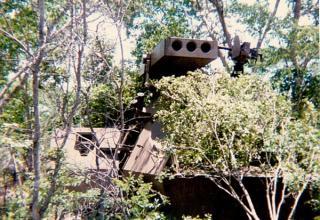 Противотанковое подразделение Ratel из 32-го дивизиона. http://www.warinangola.com/Default.aspx?tabid=999