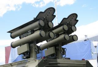 ПТУР в составе мобильного комплекса ПТРК. ©С.В. Гуров (Россия, г.Тула)
