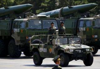 ПУ дальнобойных УР DF-31A. REUTERS/Jason Lee. http://news.yahoo.com/xi-says-chinese-military-cut-forces-300-000-022824385.html