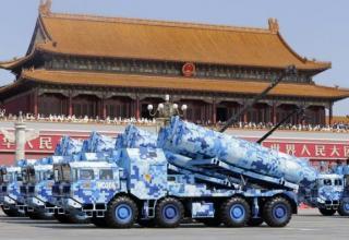 ПУ берегового противокорабельного комплекса. www.bbc.com/news/world-asia-china-34125418
