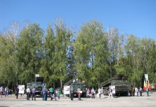 Общий вид экспозиции. ©С.В. Гуров (Россия, г.Тула).