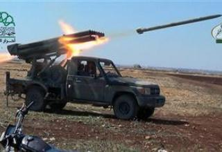 02.09.2015. Боевики из Ahrar al-Sham. www.12newsnow.com/story/30212894/syrian-militant-group-recasts-itself-as-moderate-option