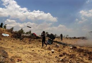 ССА стреляют по позициям Ассада в Quneitra 17.06.15 г. https://altahrir.wordpress.com/category/redactie/peter-clifford/page/5/