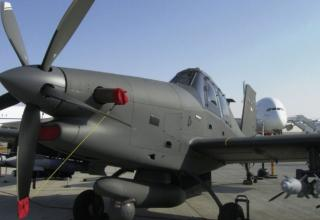 IHS/Gareth Jennings. janes.com/article/55875/dubai-airshow-2015-light-strike-turboprops-centre-stage-in-the-uae