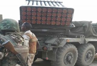 БМ RM-70, развёрнутые против джихадистов Боко Харам. https://twitter.com/donklericuzio/status/596883266269028353