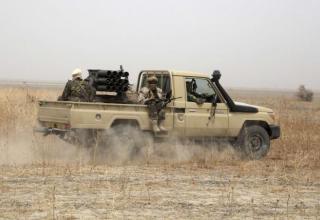 Чадские солдаты в Гамбару. 26.02.2015 г. http://uk.reuters.com/article/uk-nigeria-violence-chad-insight-idUKKBN0LZ0DW20150303