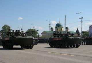 Боевые машины десанта. ©С.В. Гуров (Россия, г.Тула)