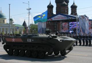 БТР. ©С.В. Гуров (Россия, г.Тула)