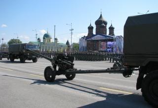 85 мм пушка Д-44. ©С.В. Гуров (Россия, г.Тула)