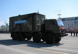АСУ ПВО ВКС. ©С.В. Гуров (Россия, г.Тула)