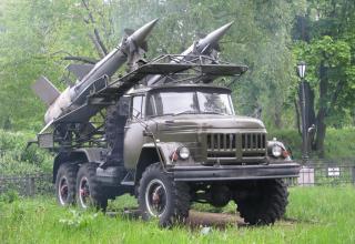 ТЗМ комплекса С-125©С.В. Гуров (Россия, г.Тула)