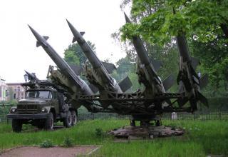 ПУ 5П73 (СМ-106) комплекса С-125 ©С.В. Гуров (Россия, г.Тула)
