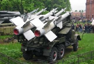 ТЗМ комплекса С-125 ©С.В. Гуров (Россия, г.Тула)