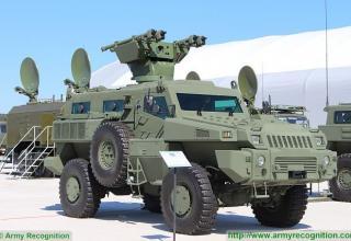 Машина ПВО Arlan Igla. http://www.armyrecognition.com