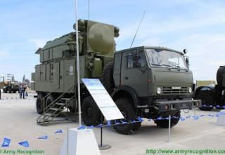 Элемент ЗРК Тор-M2KM. newfox.xyz