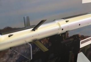 Макет ракеты Griffin B-ER класса