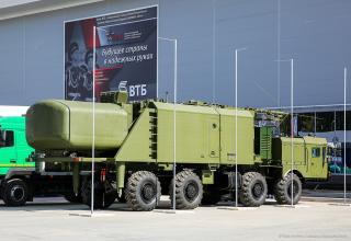 РЛС из состава берегового ракетного противокорабельного комплекса