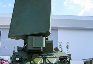 РЛС обнаружения артиллерийских позиций