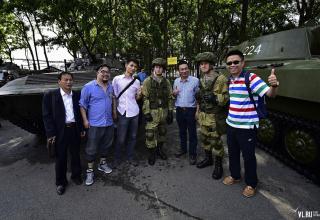 ПТРК на базе бронемашины. newsvl.ru/vlad/2016/09/07/151310/#gallery37
