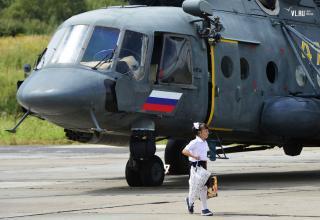 Вертолёт Ми-8АМТШ военно-транспортной авиации ВВО. newsvl.ru/vlad/2016/09/07/151310/#gallery40