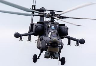 Вертолёт Ми-28Н