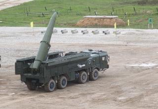 СПУ ракетного комплекса «Искандер». М. Стулов / Ведомости. https://www.vedomosti.ru