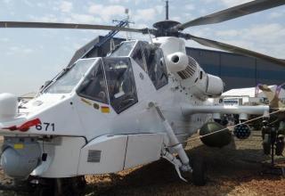 Ударный вертолёт Rooivalk (Южная Африка). http://www.htxt.co.za/2016/09/16/jets-weapons-aad/#jp-carousel-108367