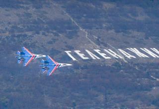 Истребители Су-27 (