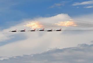 Истребители МиГ-29 (