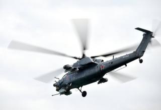 Вертолет МИ-28. © РИА Новости. Георгий Зимарев. https://ria.ru/analytics/20160923/1477736369.html