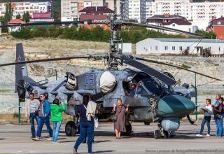 Вертолёт Ка-52. Фото: Кисельников Андрей. http://sdelanounas.ru/blogs/83940/