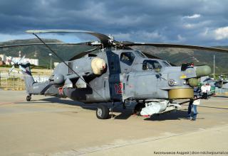 Вертолёт Ми-28. Фото: Кисельников Андрей. http://sdelanounas.ru/blogs/83940/