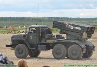 БМ РСЗО ТОрнадо-Г. http://armyrecognition.com