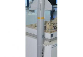 Макет ракеты против РС, артснарядов и минвыстрелов. Patrick Allen janes.com/article/63771/denel-developing-cheetah-c-ram-missile