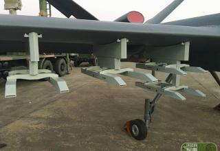Wing Loong II. http://world-defense.com/threads/china-to-unveil-unmanned-bomber-aircraft-at-airshow-china-2016.4212/