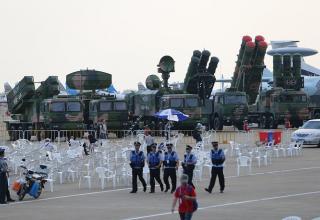 Комплексы ПВО и ВКО российской