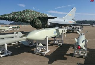 Макет крылатой ракеты GB-6A. http://www.popsci.com/chinas-new-missiles-zhuhai