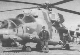 Баграм, 262-я ОВЭ, осень 1988 г. topwar.ru/21468-vertushki-afganistan-mi-24.html