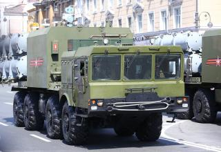 Владивосток. ПУ противокорабельного комплекса