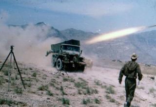 БМ-21 в Афганистане. https://www.tumblr.com/search/multiple%20rocket%20launcher