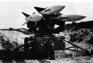 ПУ (комплекса) HAWK морской пехоты. https://ehistory.osu.edu/topics/vietnam?page=13