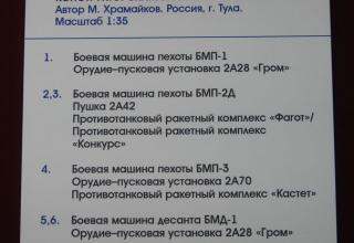 Пояснительная надпись. Фото: ©С.В. Гуров (г.Тула).