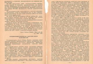 29 лет назад завершился официальный вывод Ограниченного контингента Советских войск из Демократической Республики Афганистан