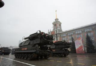 Екатеринбург. ПУ ЗРК