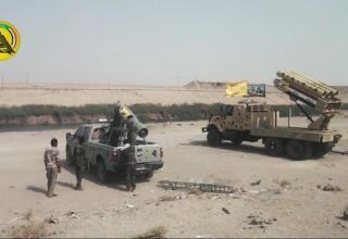 Боевая машина Jihad-3 («Jihad-3»). Ирак. Опубликовано 01.11.2015 г.