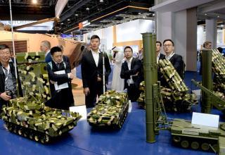 Макеты военной техники концерна