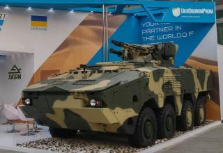 БТР-4МВ1 (Украина). http://forum.militaryparitet.com/viewtopic.php?id=23680