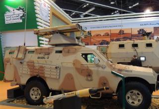 ПТУР Ingwe от Denel. https://www.defenceweb.co.za/events/idex-2013-events/latest-ingwe-missile-debuts-at-idex/