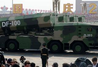 DF-100. https://24-my.info/china-parades-its-latest-missiles-in-challenge-to-us-others/